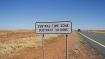 Australian Central Time Zone