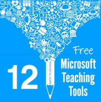 DigitalChalk: 12 Free Microsoft Teaching Tools