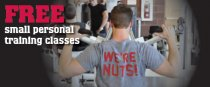 Free Small Group Personal training Classes