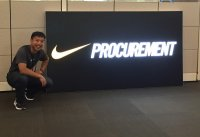 nelson nike procurement internship