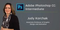 soundviewpro's judy korchak teaching Photoshop