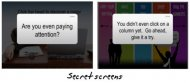 The Rapid E-Learning Blog - Secret screens