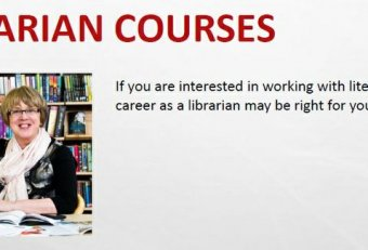Librarian courses online