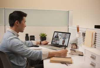 Office Video Conferencing