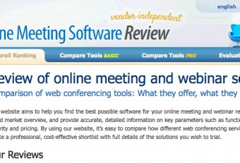 Online Meeting Software Reviews