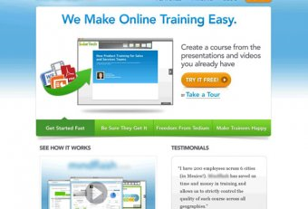 Online Training platform