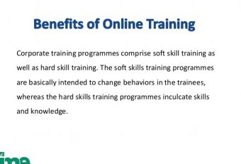 Training courses for Staff