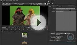 06.-Masking and Keying Free Nuke Software Training Tutorial