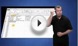 ASLE.TV: Learn Microsoft Excel 2010 in American Sign