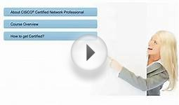 CCNA Certification Online Training | Cisco Certified