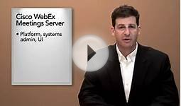 Cisco WebEx Meeting Server: Customer Testimonials