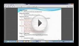 CISSP Online Training Course 2014 ISRM Part 2