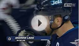 CONFERENCE CALL: Andrew Ladd Video - Winnipeg Jets