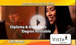 Degree programs via Online Learning | Vista College