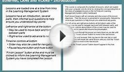 Ethernet, LANs and VLANs Online Training Course