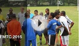 Football Ministry Training Course - 2015