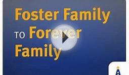 Foster Family to Forever Family - online course from