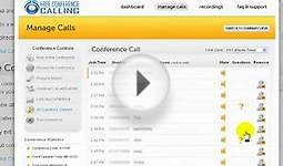Free Conference Calling Tutorial