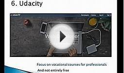 Free Online course providers