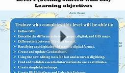 GIS Training courses