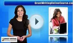 Grant Writing Online Course | Grant Writing Classes