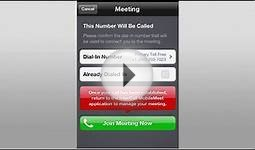 How to Join A Conference Call with MobileMeet™ from