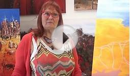 How to Paint Landscapes in Acrylics with Carole Foster