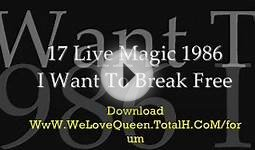 I Want To Break Free v2 (special online music)