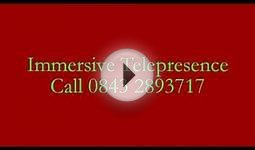 Immersive Telepresence| Immersive Video Conferencing Call