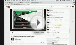 iOS App Development Online Course Part 1 (Data Type