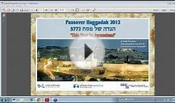 Israel365 Haggadah Crash Course Webinar and Conference Call