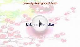 Knowledge Management Online Free Download knowledge