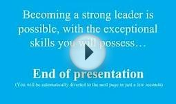 Leadership Management Training Course - Free Online