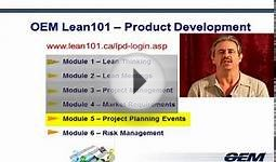 Lean Product Development Online Course