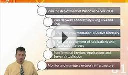 Learn about Microsoft Windows Server 2008-Administration