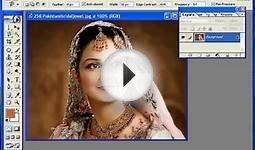 Learn Free Online Adobe Photoshop 7.0 - SAIM graphics.flv