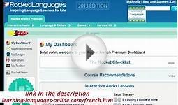 Learn French Grammar Online Free