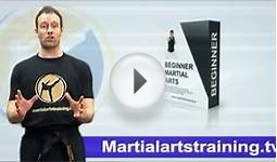 Martial Arts Home Study Course Beginners | Free Martial