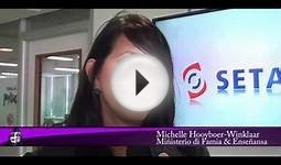 Minister Michelle Hooyboer Winklaar Video Conference Call