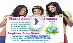 MObile Apps Online Training | Software Testing Foundation