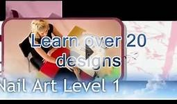 Nail Art Level 1 DIY online certificate in Nail Art learn