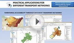 Network Analyst Extension using ArcGIS 10.x Course