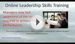 Online Leadership Course for Managers | Leadership