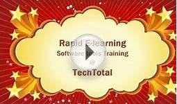 Online Live Synchronous Training on Rapid e-learning software