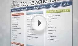 Online LIVE Training from New Horizons Computer Learning