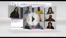 Online Video Conferencing & Live Broadcasting System