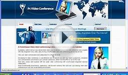 Pc Video Conferencing Hosting Moderator Set Up