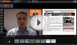 Powow Sample Meeting - best web conferencing application