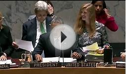 President Barack Obama chairs United Nations Security Council