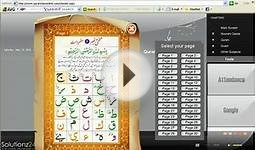 Quranclassonline.com 1 to 1 live Online Quran Learning